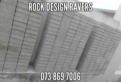 200+ Garden Pavers available to clear at R5 each New PAVING!