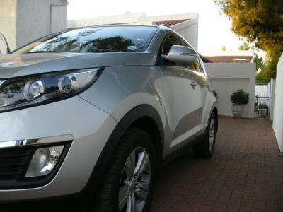2011 Kia Sportage 2.0 A/T