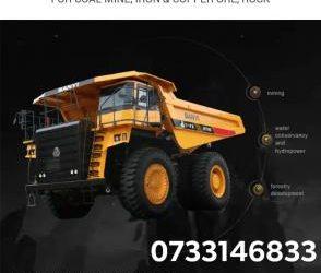 Accredited ADT / 777 dump truck Drill rig LHD scoop underground training school