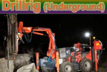 Accredited center ADT / 777 dump truck Drill rig LHD scoop underground training school
