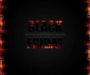 Black Friday 2018 – Spy Shop Amanzimtoti