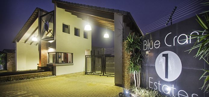 SPACIOUS COMPLEX FOR RENT IN THE BLUE CRANE ESTATE 1 IN MIDRAND