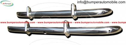 Bristol 400 bumper (1947-1950) stainless steel