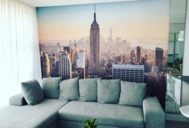 Custom Printed Wallpaper, Wall Murals and Vinyl Wall Art
