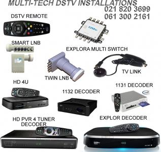 dstv accredited installer ,Kuilsriver, Brackenfell ,Durbanville 061 300 2161
