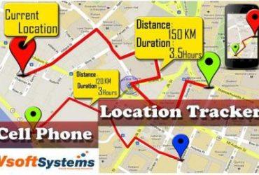 LBS Tracker