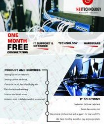 N&T Technology IT Support and services