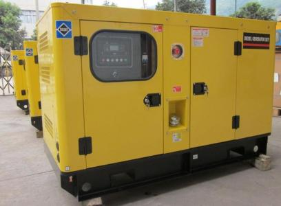 PERKINS 10kVA SILENT SINGLE PHASE DIESEL GEN