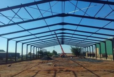 STEEL STRUCTURES PROMOTION RUNNING *Winter Special*