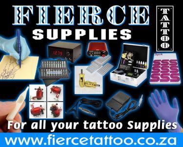 Tattoo Digital Power Supply