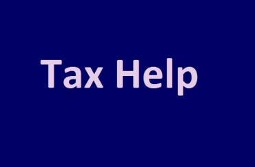 Tax Help? We Can Help You With Your Income Tax Return!