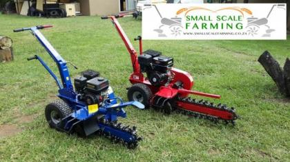 Trencher TM450A & TM600A