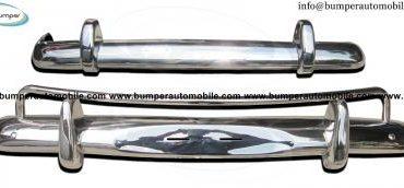 Volvo Amazon USA bumper (1956-1970) stainless steel