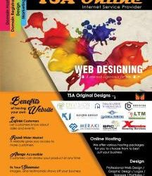 Web and Graphic Design, Domain Registration, Online hosting and more…