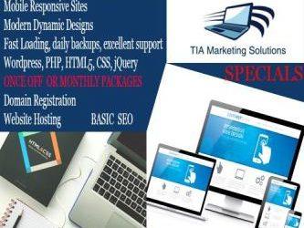Website Design and Development – WordPress | HTML5 | e-Commerce | @Absolute Bargain