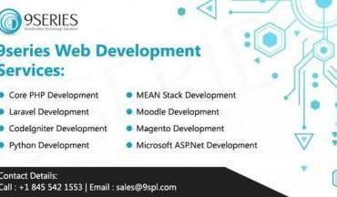 Website Design & Development Services at Best Price From 9series
