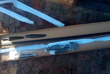 Mercedes vito roof rails