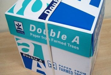 Super White Double A4 Paper , Popular A4 Copy Office Size Paper 80 75 70 GSM