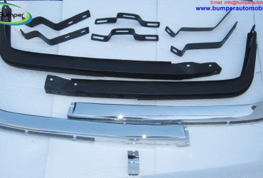 Mercedes W107 Chrome bumper type Euro by stainless steel