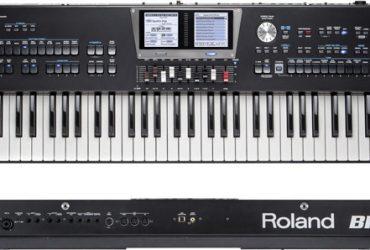 Roland BK-5 Backing Keyboard COMPLETE STAGE BUNDLE