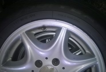 Mercedes 15 inch Wheels for sale