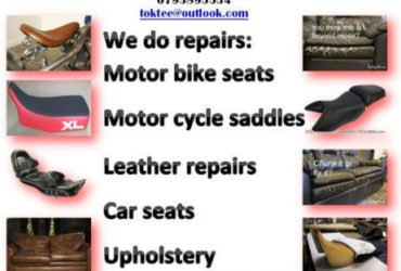 Torn car seats, truck seats & forklift seats.Auto Trimming ,Uphostery Services