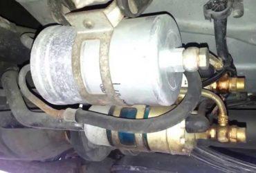 Mercedes Fuel pump