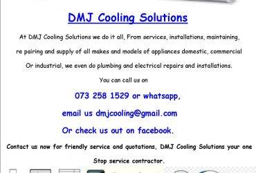 fridge aircon and appliance repair and supply