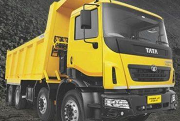 2019 New Tata Prima 3338K Tipper  8×4