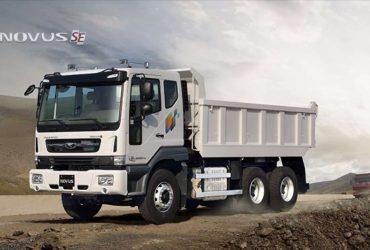 2019 New Daewoo Novus K5def Tipper Truck
