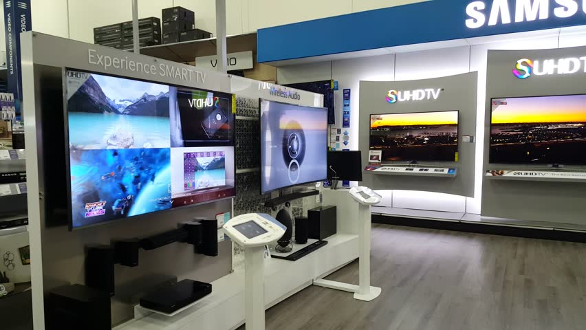"""Private: Samsung NU6900 55"""" Class HDR UHD Smart LED TV"""