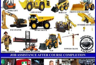 Trade test Plumbing Welding course 777 dump truck Drill rig LHD scoop training school
