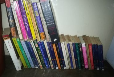 Second Hand English Novels