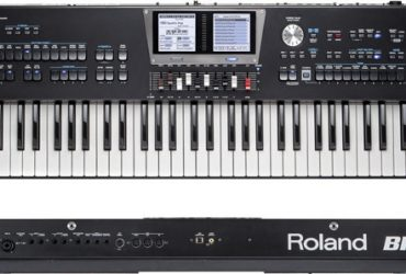 Roland BK-9 STAGE BUNDLE with Keyboard Case, Stand, Bench & Pedals