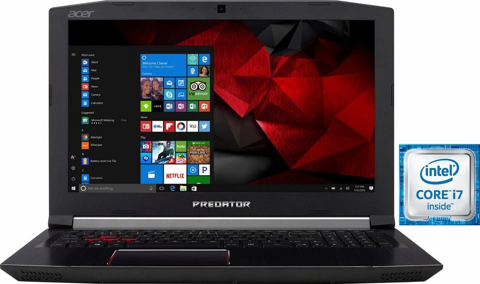 Acer Predator Helios 300 Gaming Laptop + Acer VR Windows Mixed Reality Headset