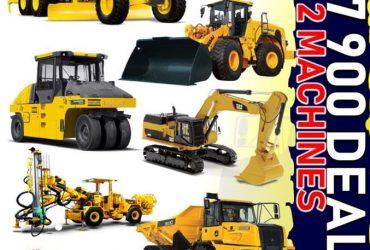 Specials Trade test Welding course 777 dump truck Drill rig LHD scoop training school