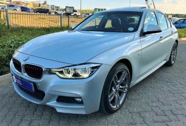 2017 BMW 320i M Sport auto