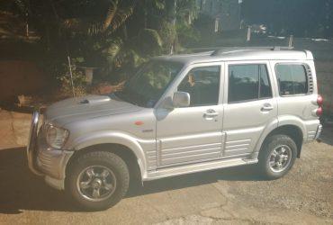 I want to sell a Mahindra Scorpio.