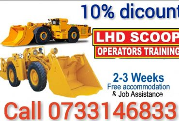 777 dump truck training  LHD scoop  Drill rig RDO tamrock center call 07733146833