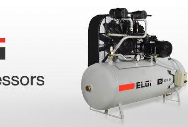 Piston Air Compressors – ELGi Always Better