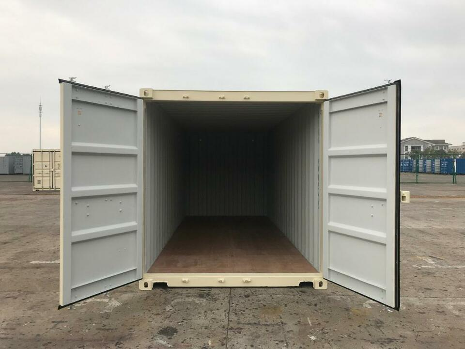 Shipping & Storage Containers for Sale – 20' & 40' NEW & USED Seacans