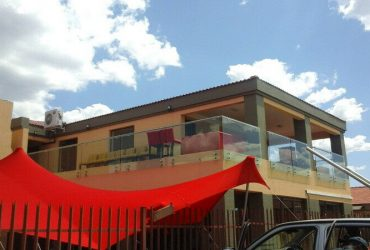 stainless steel balustrades and steel structures