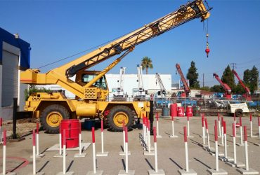 MOBILE CRANE, TLB, FORKLIFT, GRADER, WELDING, OVERHEAD CRANE, TRAINING AT MULANI WITH FREE ACCOMMODATION