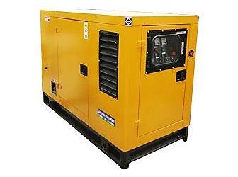 Perkins 15KVA Silent Diesel Generator Set