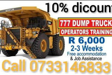 Full Welding course 777 dump truck Drill rig LHD scoop training school 0733146833