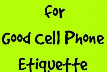 Telephone Etiquette Skills