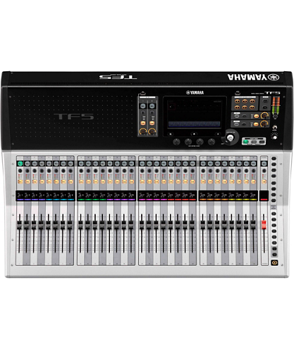 Yamaha TF5 32-Ch Powerful digital mixing package