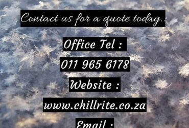CHILLRITE REFRIGERATION