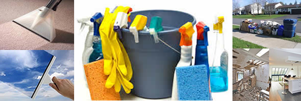 Deep Cleaning, Spring Cleaning and Decluttering Services