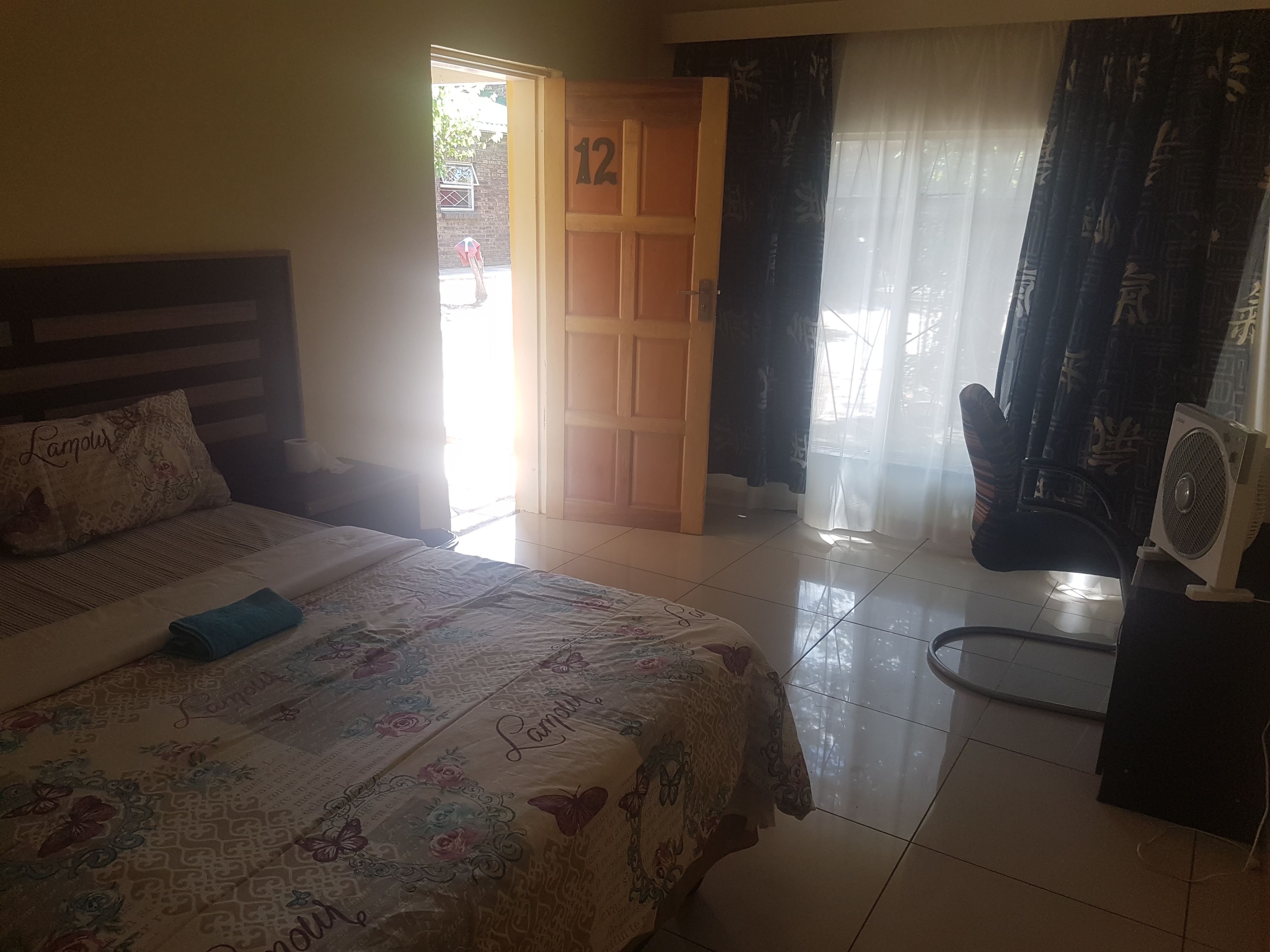 Guest House in Vereeniging (only R200 a night)